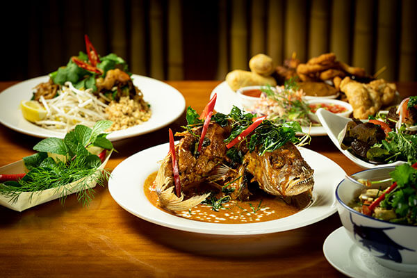 Spice it Up Thai - Delicious Food Menu